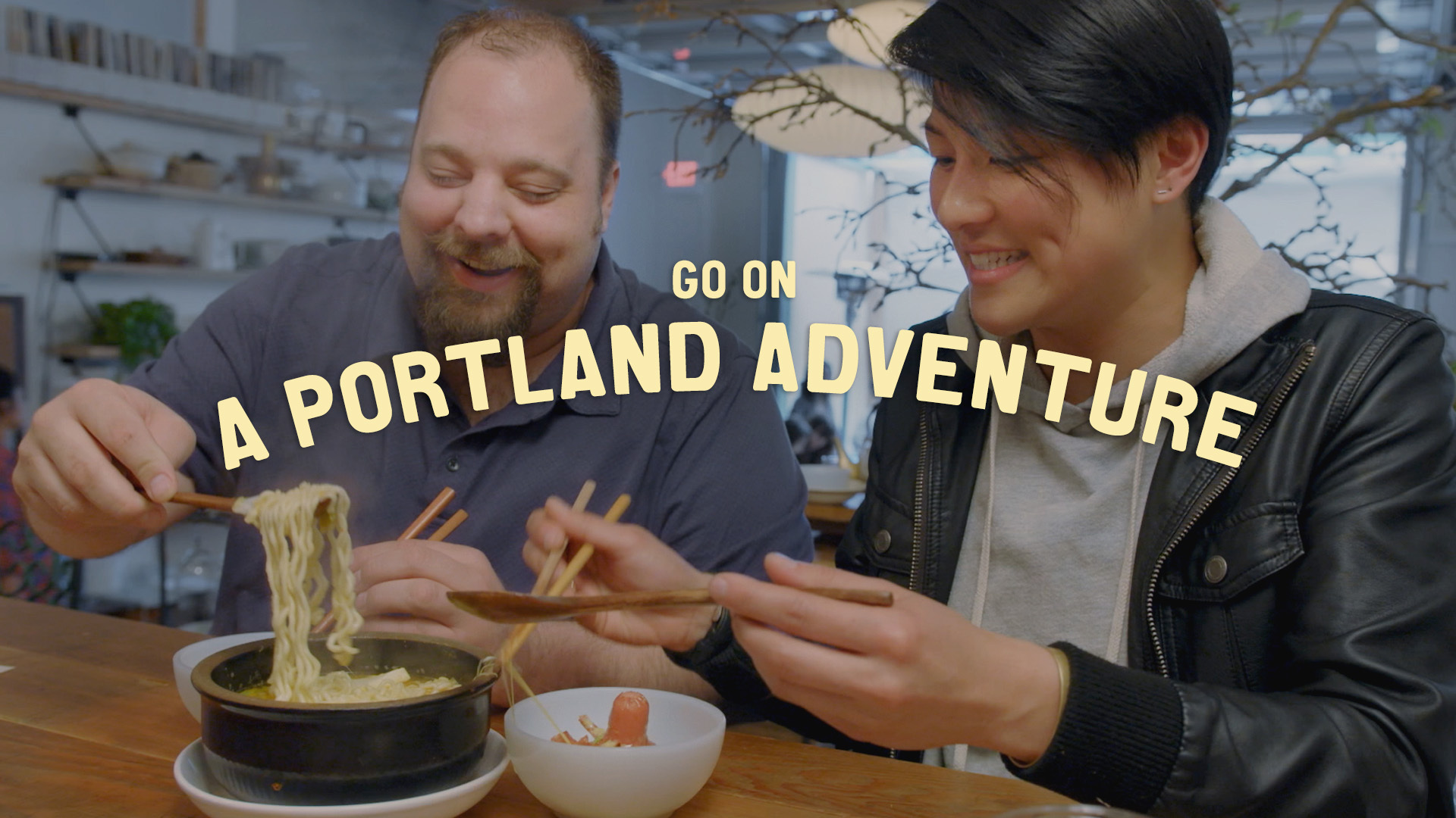 Go On A Portland Adventure with Chefs Melissa King and Matt Sigler