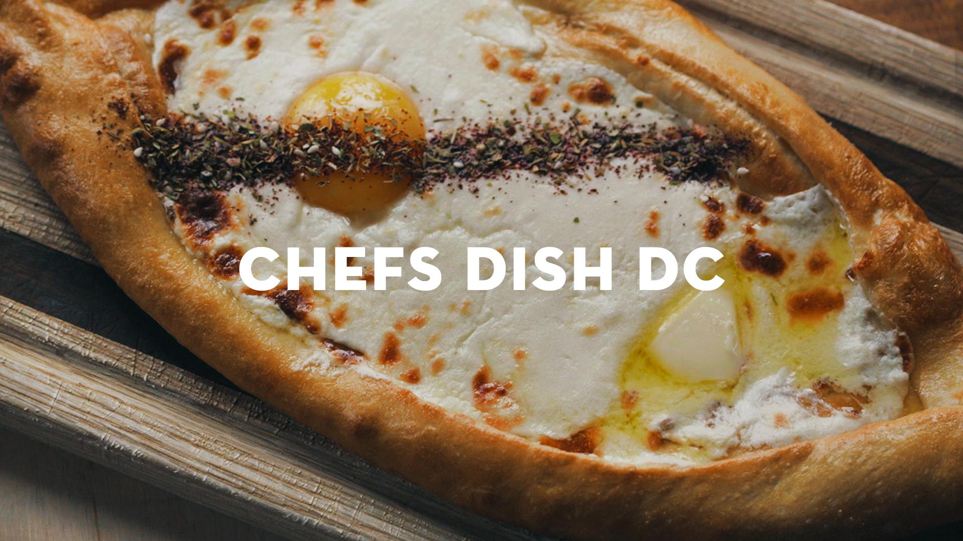 Chefs Dish DC | Chef Tim Ma