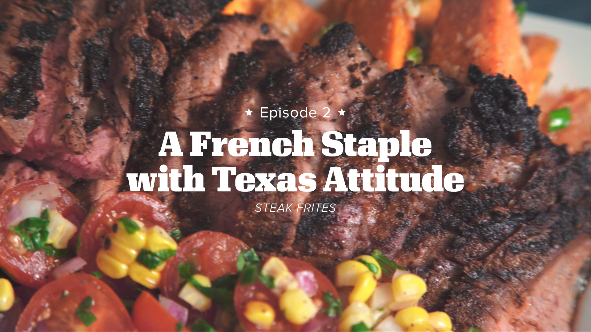 Dry-Rubbed Flank Steak | Medium Rare