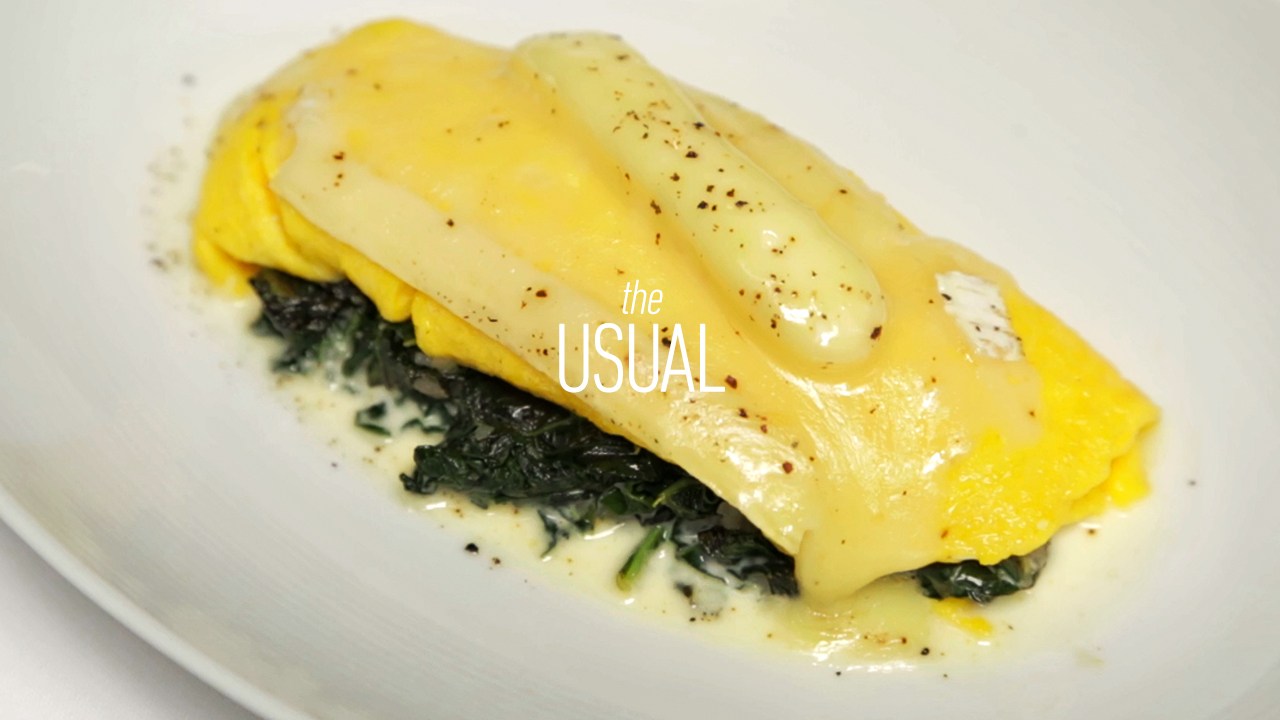 THE Spruce Omelet with Chef Anthony Strong | The Usual