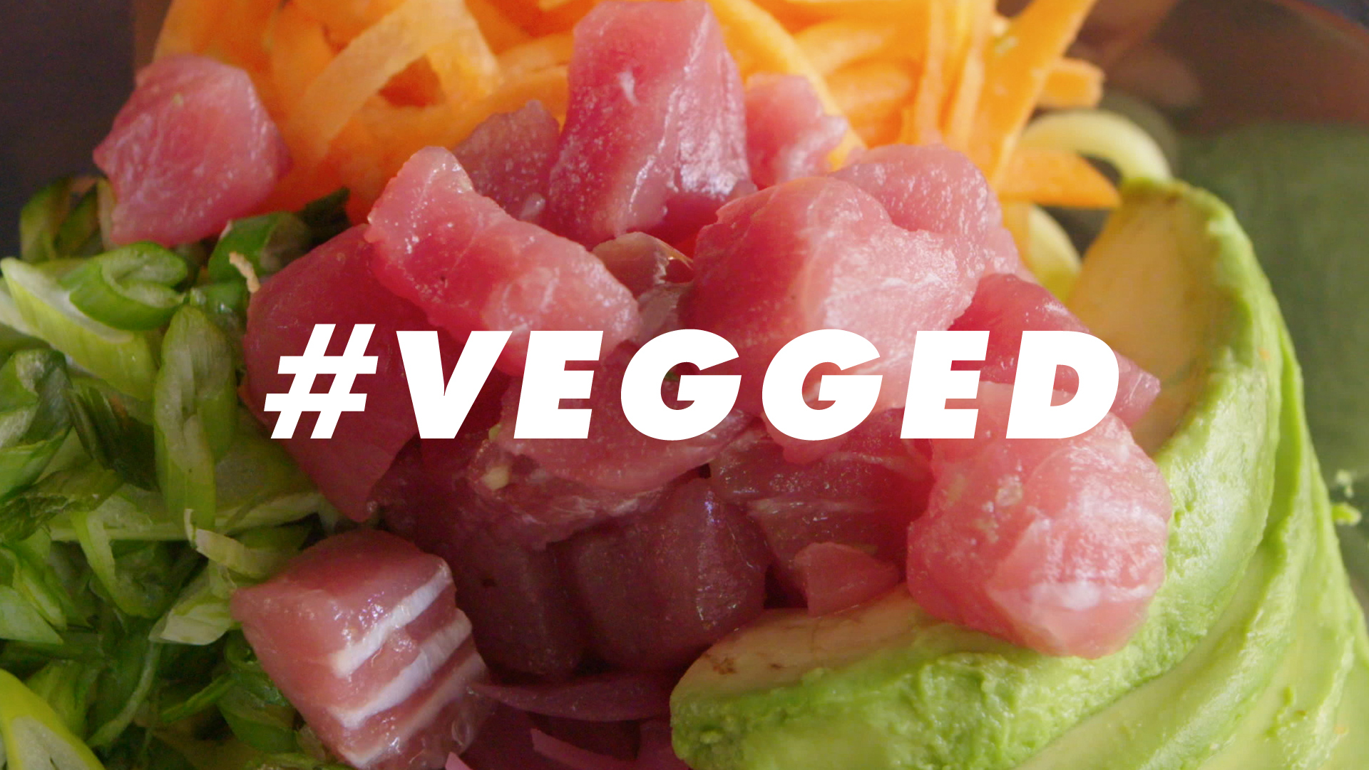 Poke Bowl | VEGGED