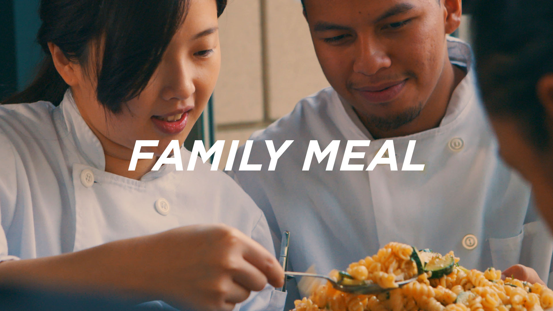 Watch Family Meal | Caracol on ChefsFeed
