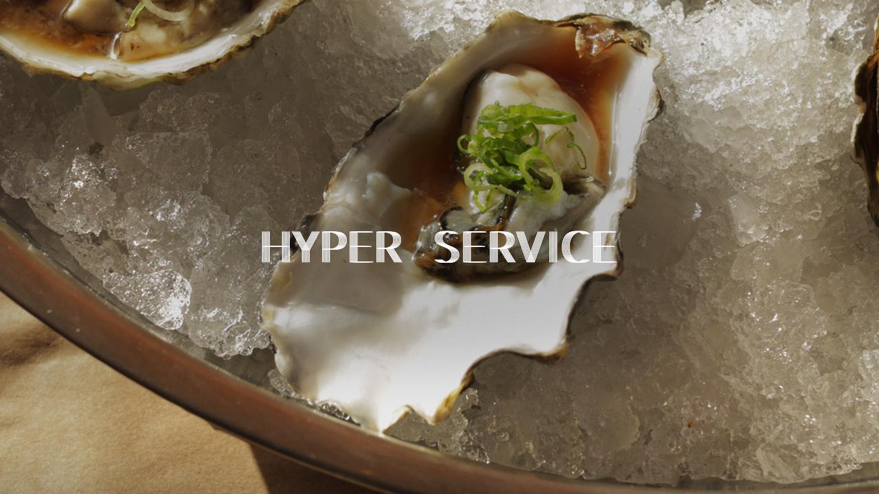 Oysterlapse at Ichi Kakiya | Chef Tim Archuleta