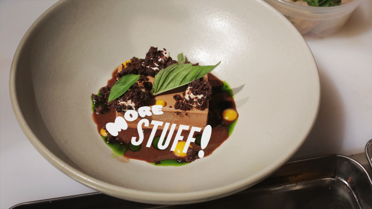 Aster's Sean Ehland on Dessert Creation | More Stuff!
