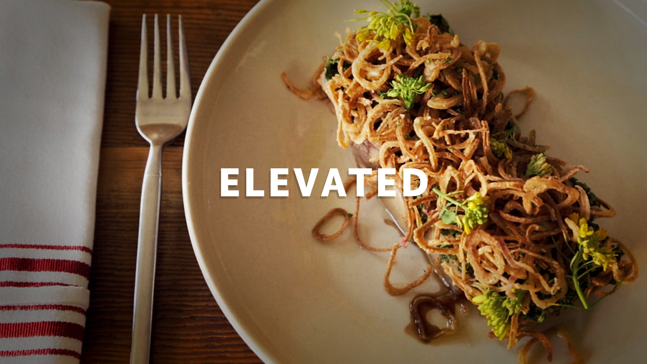 Personal Sacrifice with Chefs Evan and Sarah Rich | Elevated