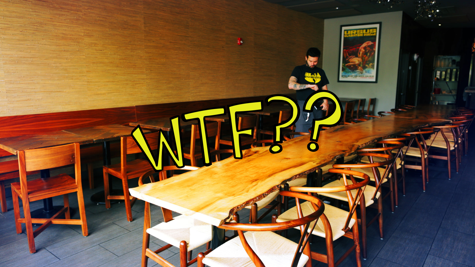 Don't Skip Out On Your Reservation | Chef Tim Maslow | WTF Are You Doing?!