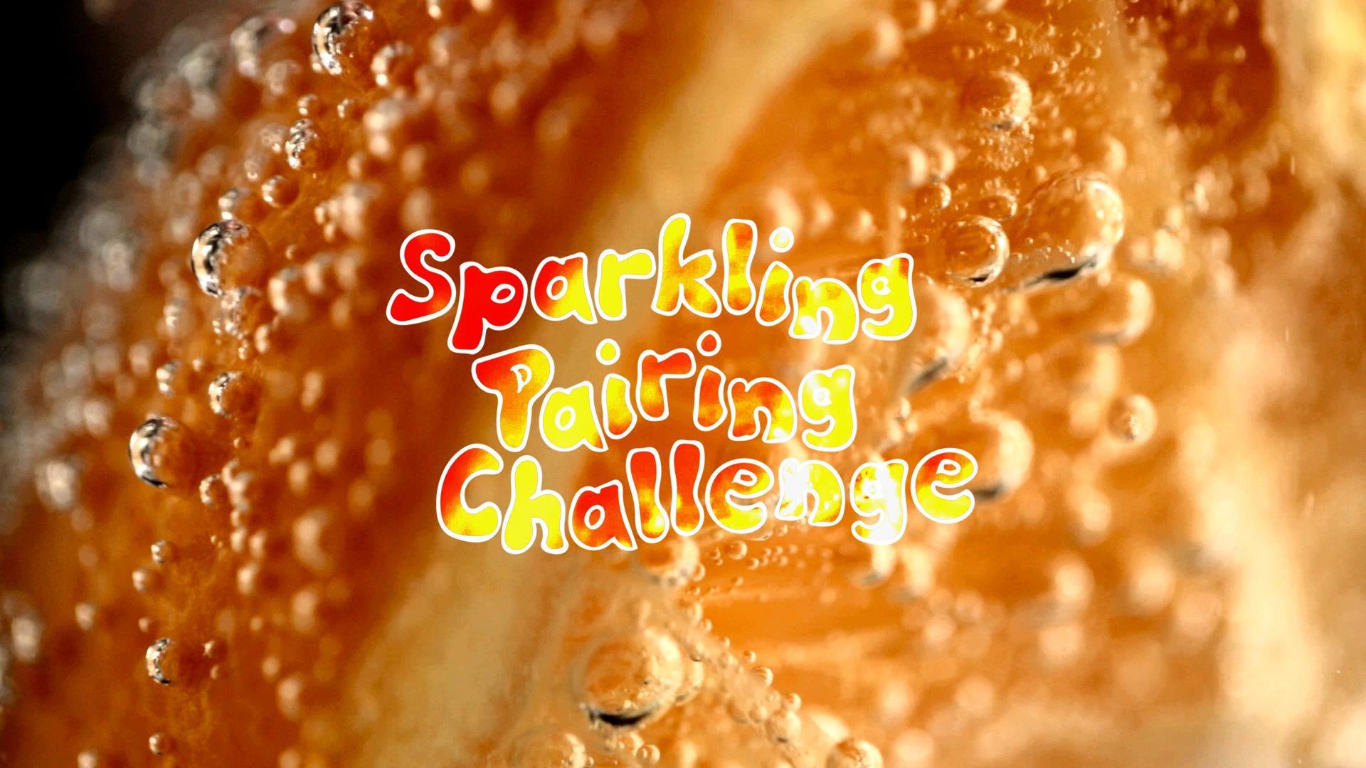 Schweppes Sparkling Pairing Challenge | The Mighty Orange vs. Chef Dante de Magistris