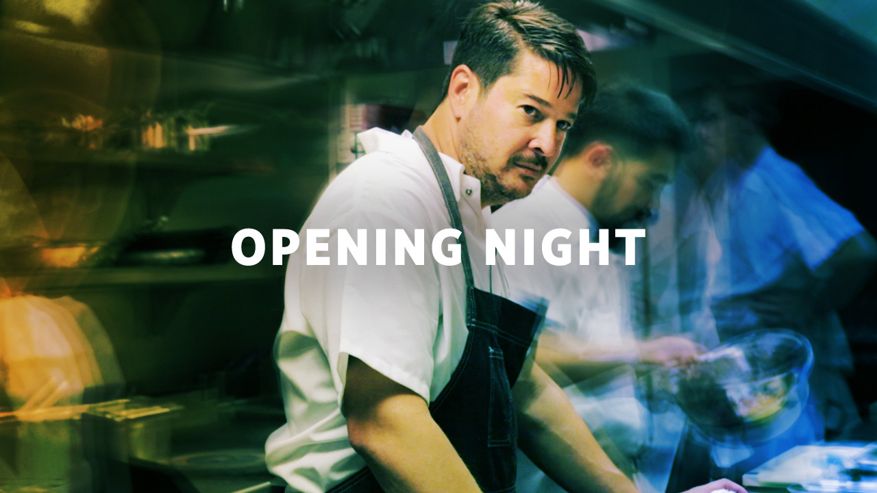 Opening Night: Oro with Chef Jason Fox