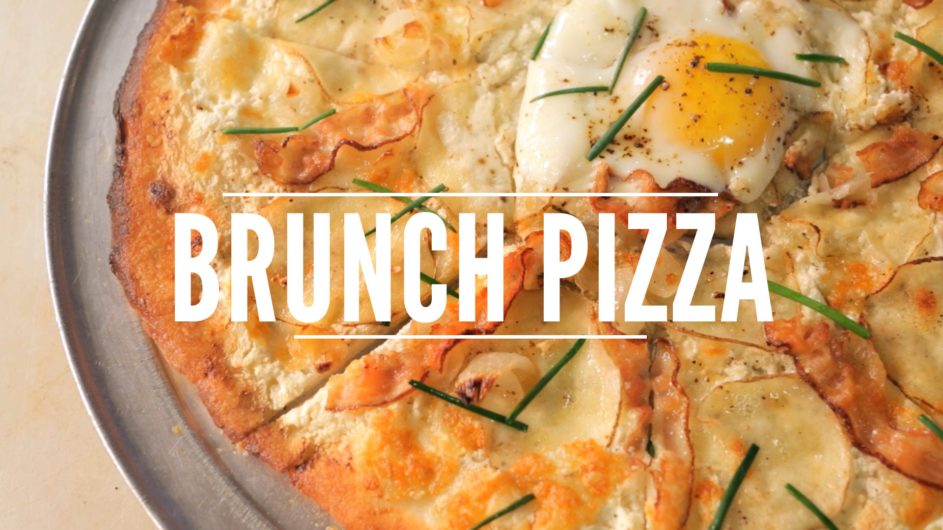Susan Spicer Puts Brunch on a Pizza | The Dish
