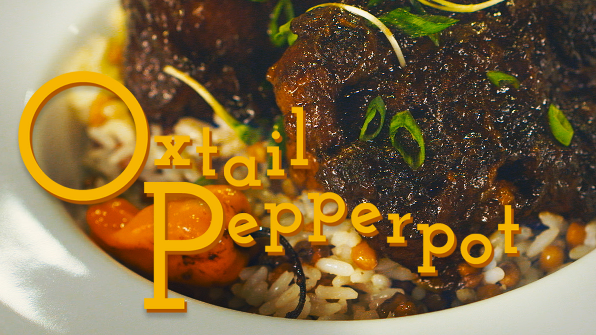 Jerome Grant's Museum-Worthy Oxtail Pepperpot