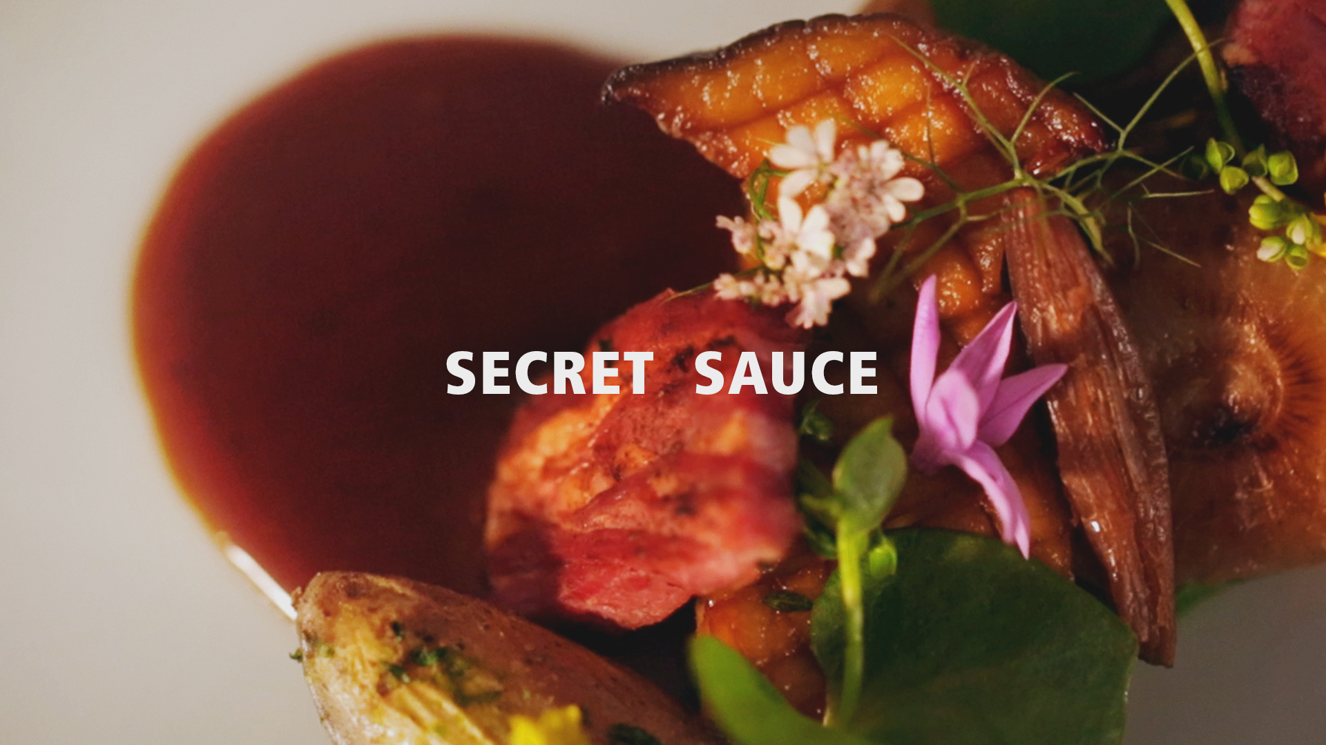 Lamb in the Meadow with Adam Ross | Secret Sauce