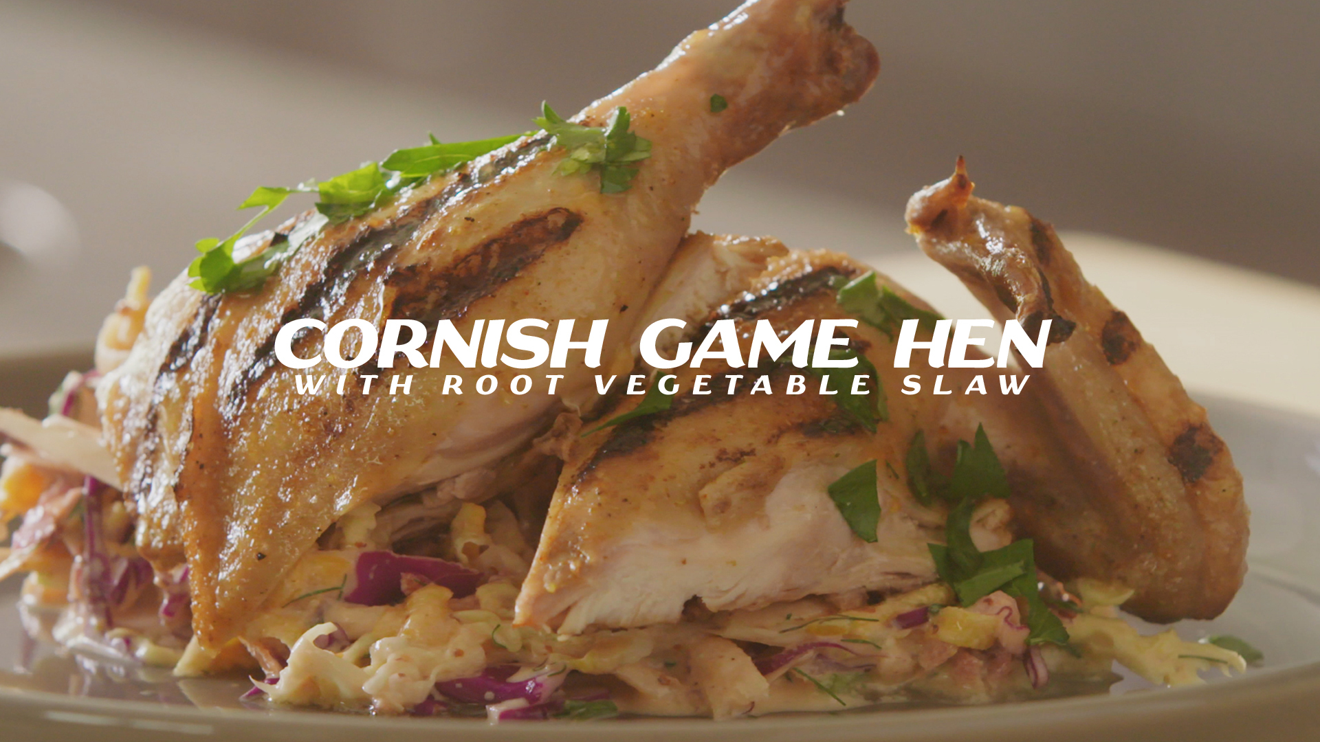 Pure Pairing | Cornish Game Hen