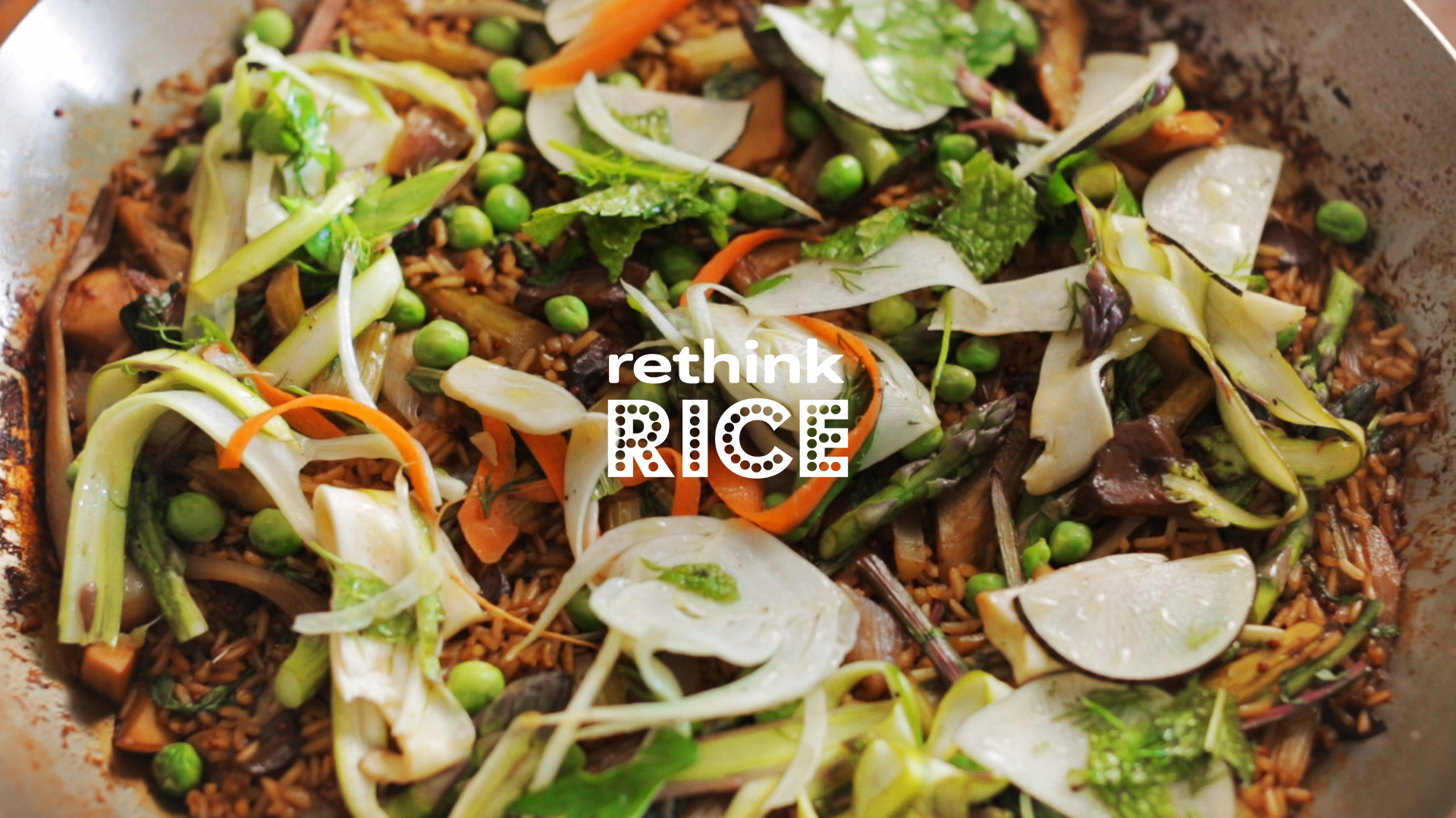A Healthy Spin on Paella with Chef Seamus Mullen | Rethink Rice