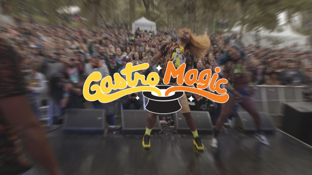 GastroMagic at Outside Lands 2016