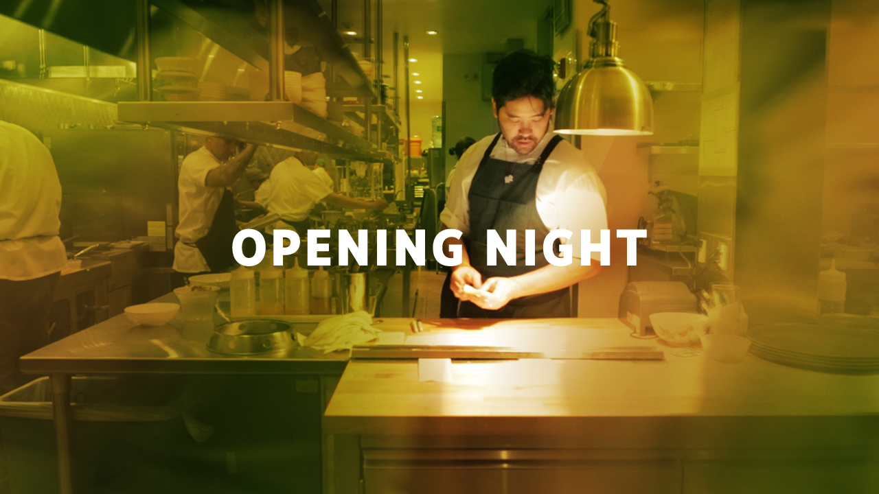Opening Night: Mister Jiu's with Chef Brandon Jew