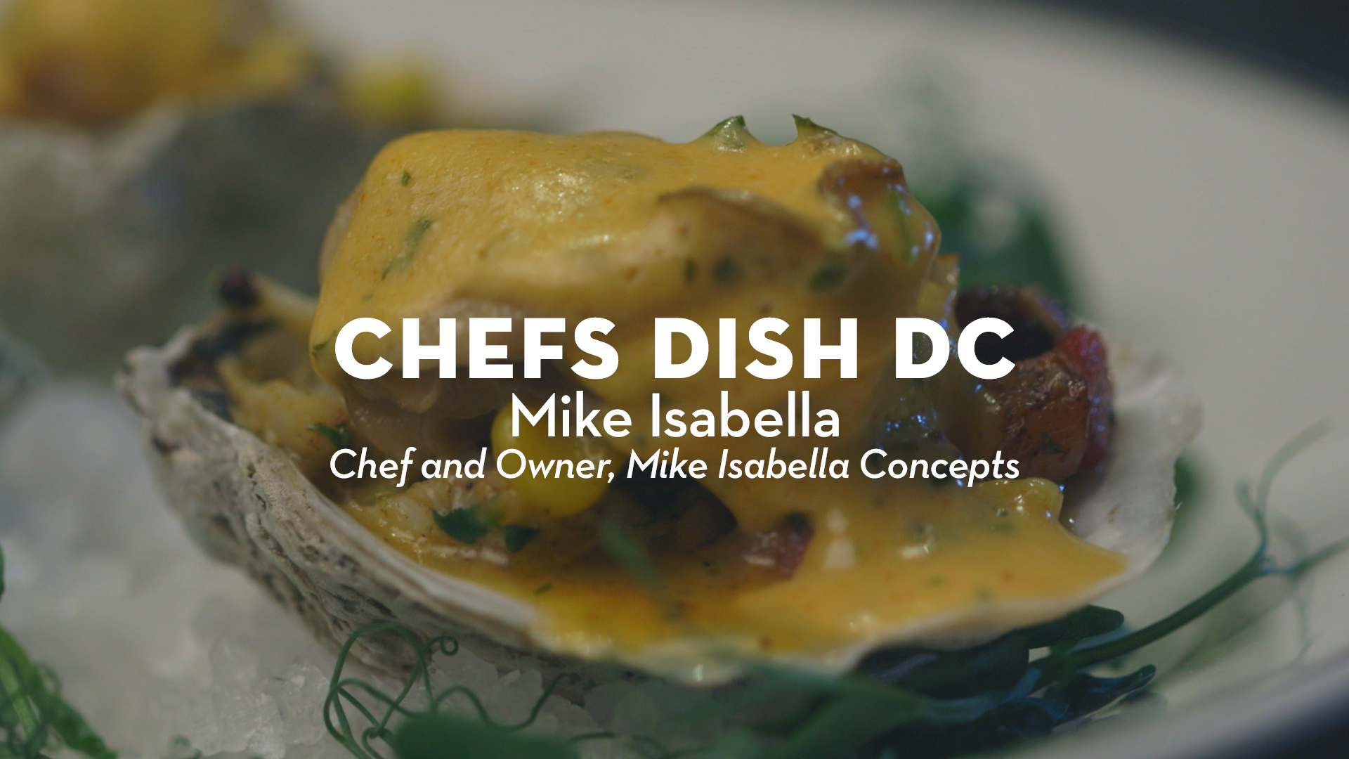 Chefs Dish DC | Chef Mike Isabella