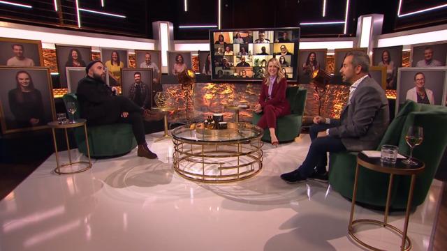 Entrevue «barbues célèbres» avec Jonathan Roberge