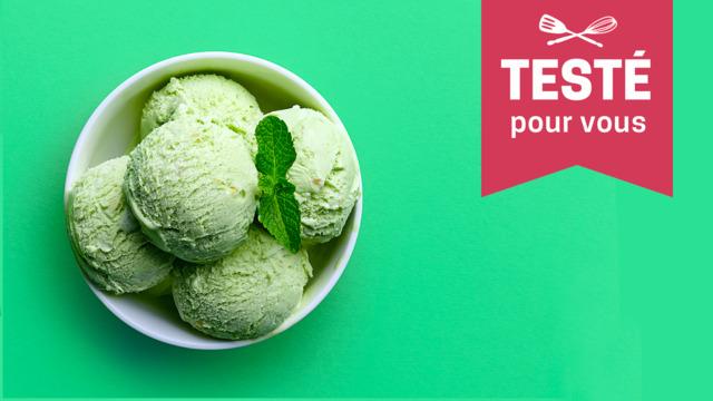 Comment faire ramollir de la crème glacée rapidement?