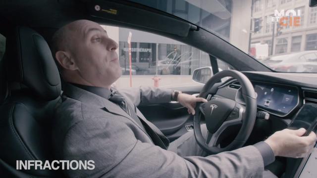 Quoi faire et ne pas faire avec un cellulaire au volant