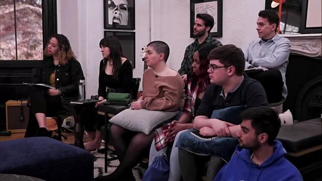 Cours de création musicale avec Ariane Moffatt