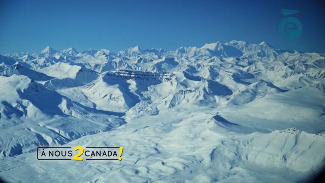 Vol au-dessus du Yukon