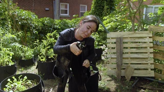 Épisode 04 - Entretien du jardin
