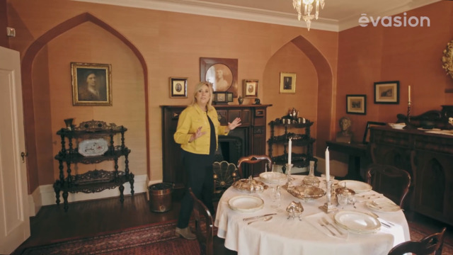 La maison Henry-Stuart