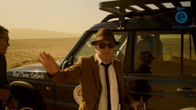 Virée dans le désert