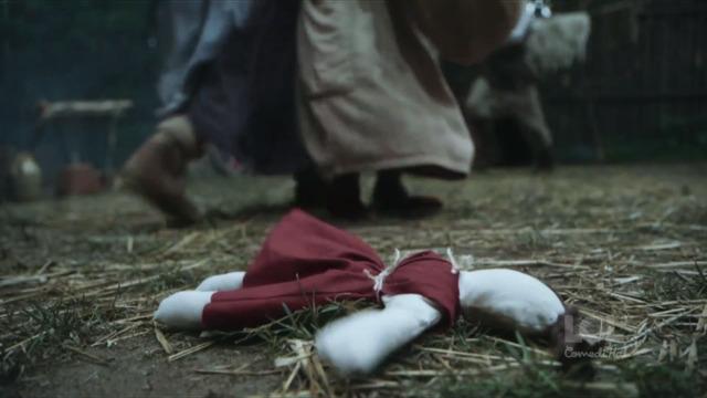La poupée de la villageoise