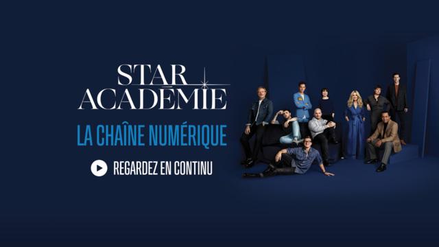 Star Académie en continu