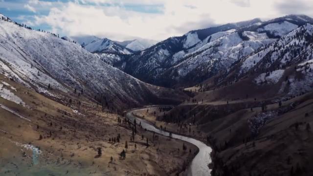 Rivière sans retour - Saison 1