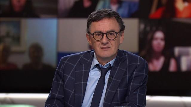 René Richard Cyr et la curiosité des acteurs