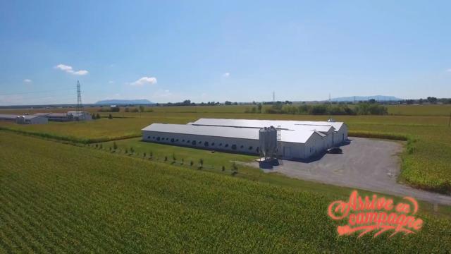Visite des ferme Volailles Labbé-Lavallée et filles inc.