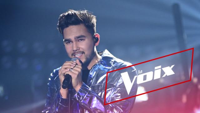 Tyler Shaw à la Finale de La Voix