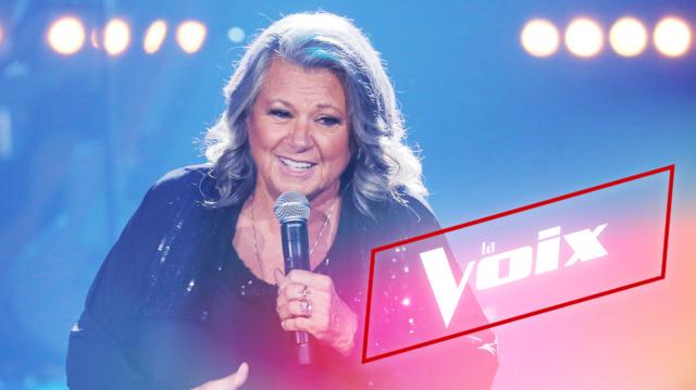 La Voix • L'audition à l'aveugle de Ginette Reno