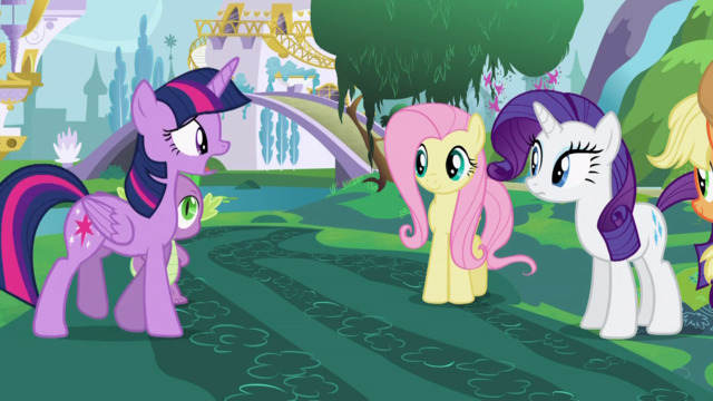 Princesse Twilight - partie 1