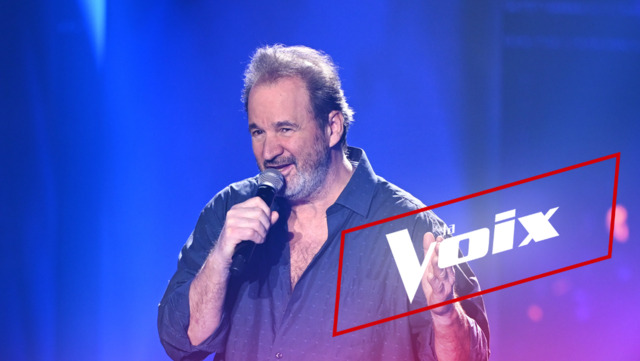 Paul Piché à la Finale de La Voix