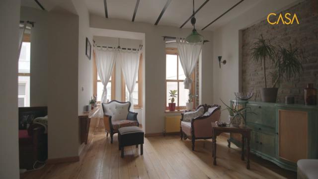 L'appartement de Michel en Turquie