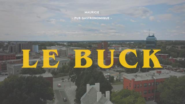 Alexandre Labrie - Chef propriétaire du restaurant Le Buck