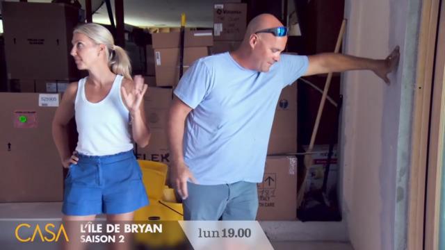 L'Île de Bryan - Saison 2