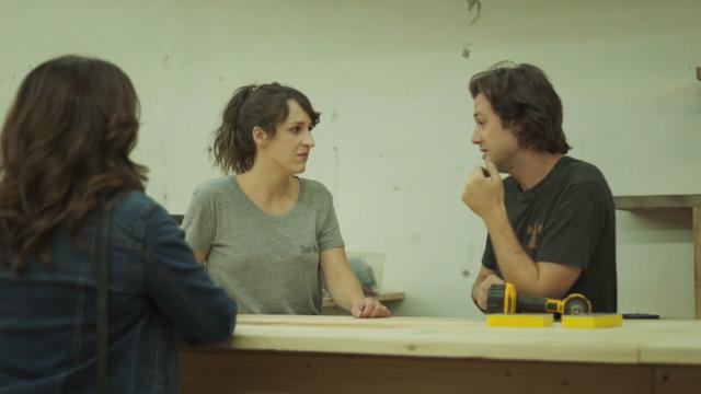 Chloé, Danielle et Fred font les rénos du resto