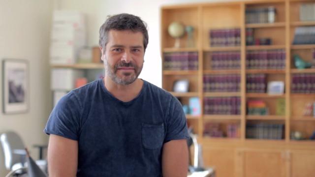 Stéphane Gagnon parle de son personnage Marc
