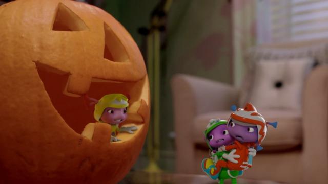 Mission ''Halloween''