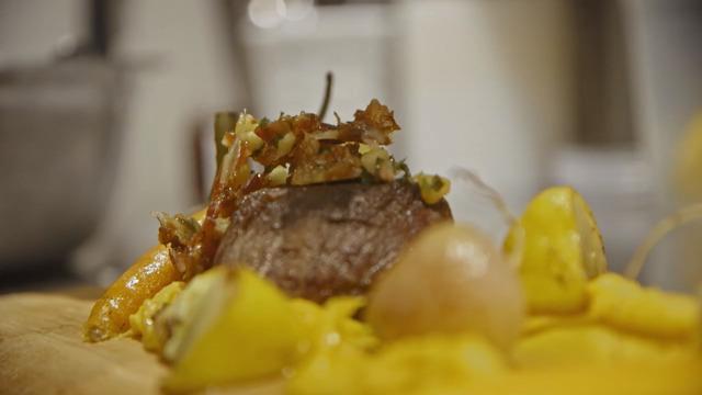 Steak de wapiti