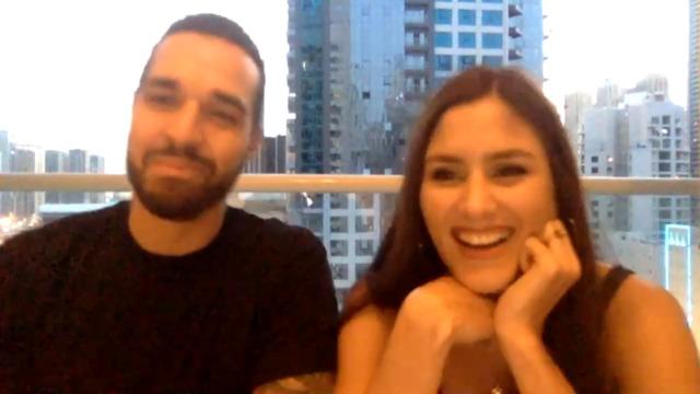 Dubai - Sophie Tremblay et Yoan Plourde