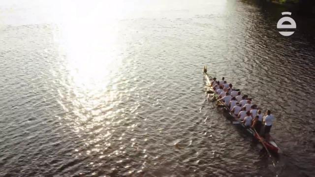 Bateau dragon à Trois-Rivières