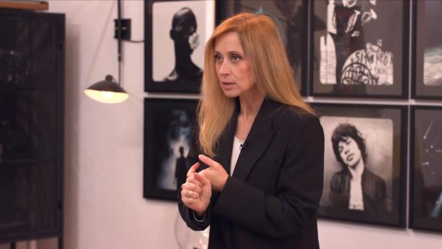 Préparation des candidats en danger avec Lara Fabian