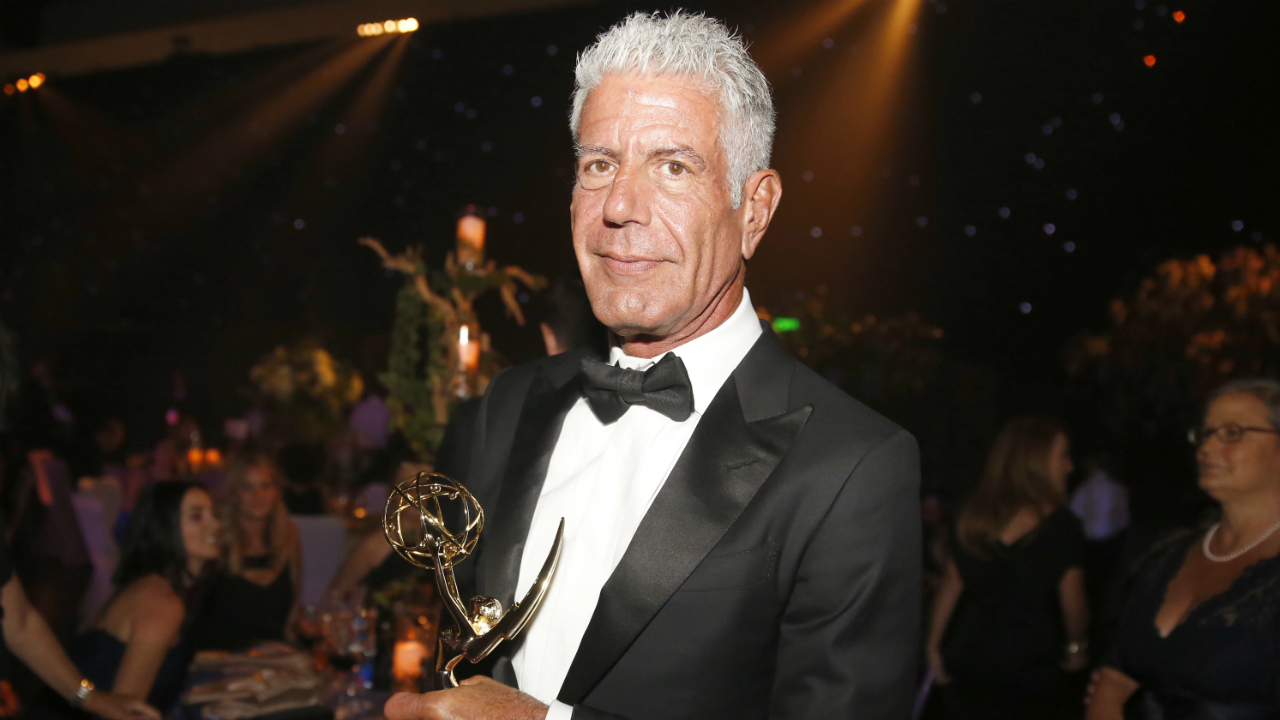 Can we talk about alcoholism and Anthony Bourdain?
