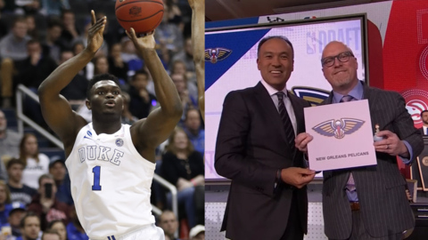 'It's War:' Shots fired between Kings and 76ers on Twitter after NBA Draft Lottery