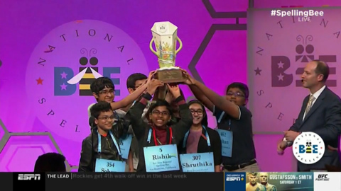 Wake County Spelling Bee saved. Donations come in to fully fund competition.